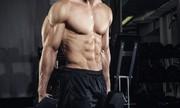 Các động tác với tạ đơn giúp ngực nở vai chắc