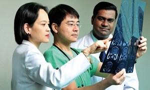 Chẩn đoán ung thư bằng phần mềm riêng
