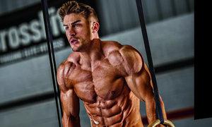 5 động tác toàn thân giúp cơ thể nam giới chắc khỏe