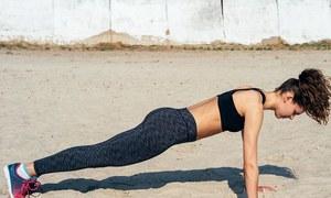 Cách tập phần eo thon thả mà không cần đến gym