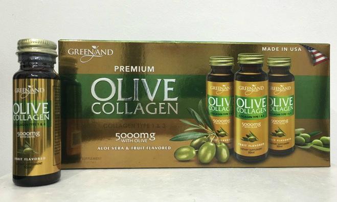 Giữ mãi nét xuân cho làn da với collagen.