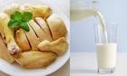 Điều gì xảy ra nếu bạn uống sữa khi ăn thịt gà