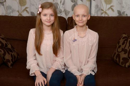 Megan (trái) và Sophie Walker. Ảnh: PP.