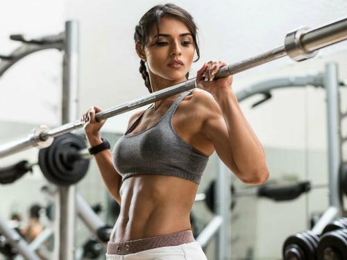 Phụ nữ cơ bắp thành tiêu chuẩn đẹp mới