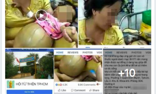 Bé gái ung thư bị kẻ xấu dùng hình ảnh để kêu gọi quyên tiền giúp đỡ
