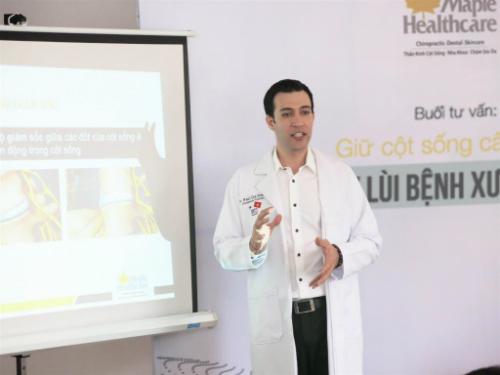 Khám và tư vấn miễn phí bệnh xương khớp tại TP HCM - 2
