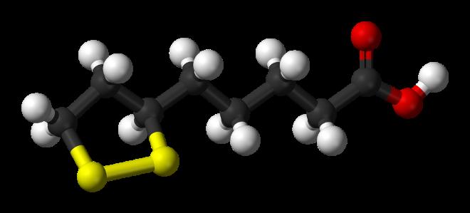 Alpha lipoic acid là chất chống oxy hóa cần thiết nhất cho mắt.