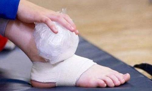 Hướng dẫn sơ cứu khi bị chấn thương thể thao