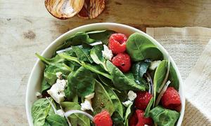 Món salad tốt cho người bệnh tiểu đường