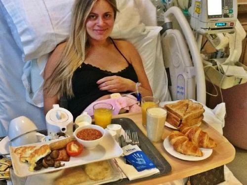 Dịch vụ sinh nở hạng sang ở bệnh viện Công nương Anh lâm bồn