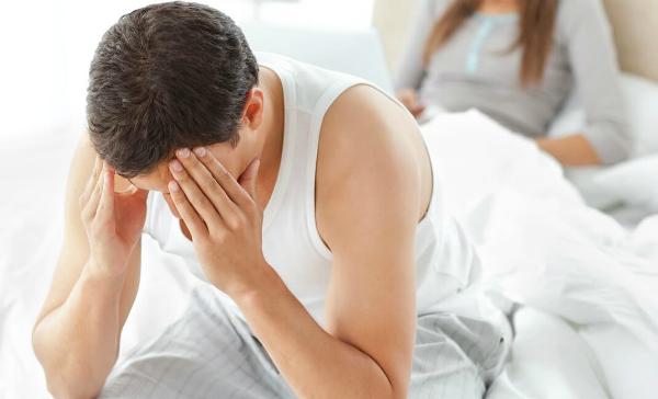 40% đàn ông trên 40 tuổi bị rối loạn cương