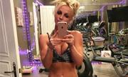 Bí kíp vòng eo nhỏ của Britney Spears