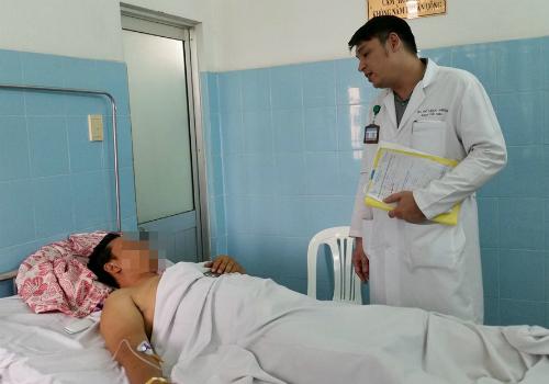 Đường dây nóng cấp cứu chấn thương niệu đạo đầu tiên ở Sài Gòn