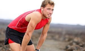 4 phút tập cường độ cao giúp giảm mỡ bụng