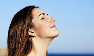 Hai phút hít thở giúp giảm âu lo