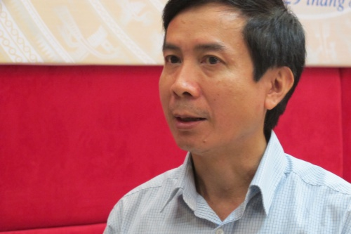 Ông Lê Văn Phúc, Phó ban phụ trách Ban thực hiện chính sách bảo hiểm y tế, Bảo hiểm xã hội Việt Nam.