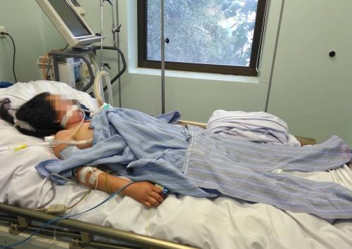 Tiên lượng bệnh nhân rất xấu, nguy cơ tử vong cao.