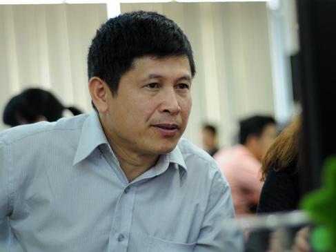 Ông Phan Văn Toàn, Vụ phó Vụ Bảo hiểm y tế, Bộ Y tế.