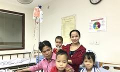 12 triệu người Việt mang gene bệnh Thalassemia dễ truyền sang con