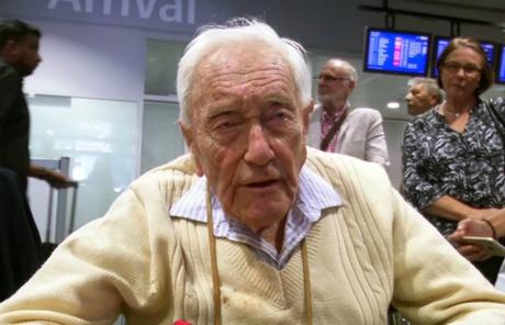 Tiến sĩ Goodall đã đến Thụy Sĩ để ra đi theo ý nguyện. Ảnh: 9News.