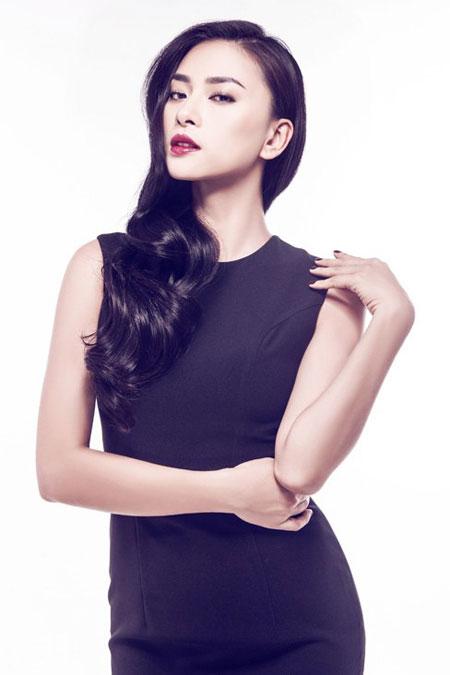 Xinh đẹp và tài năng, Ngô Thanh Vân được ví như Kim Tae Hee của Việt Nam.
