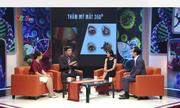 VTV2 phối hợp cùng Kangnam thực hiện chương trình về thẩm mỹ mắt
