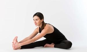 Bài yoga đơn giản tập eo thon