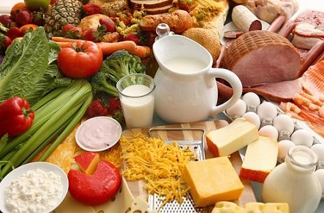 Thực phẩm tốt cho xương.