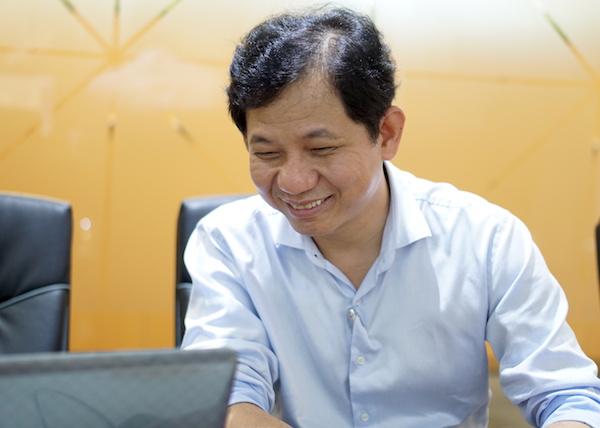 Bác sĩ Phạm Xuân Khiêm.