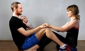 Bài thể dục cả nhà cùng vui