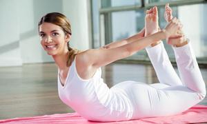 Động tác yoga giúp phái đẹp giảm đau khi 'tới tháng'