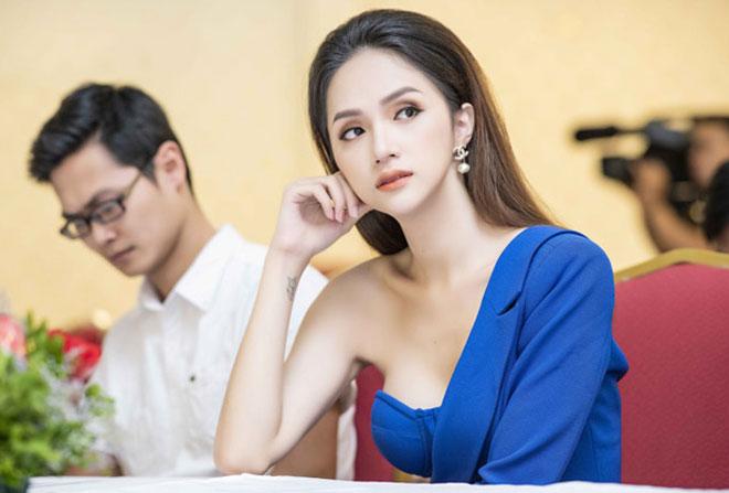 Hoa hậu Chuyển giới Quốc tế 2018 Hương Giang. Ảnh: Hoàn Như.