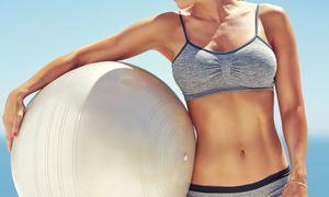 6 phút tập mỗi ngày cho cơ thể săn chắc, giảm mỡ