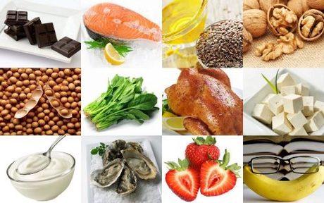 Thực phẩm giúp quý ông tăng ham muốn chuyện vợ chồng.