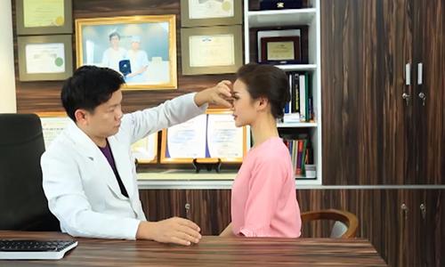 Chuyên gia lưu ý cách chăm sóc mũi sau nâng