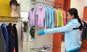 Lưu ý khi chọn mua trang phục chống nắng
