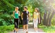 Cách đơn giản để đi bộ 10.000 bước mỗi ngày