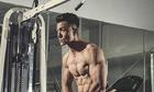 Chàng vũ công xây dựng hình ảnh nam tính nhờ  gym