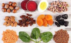 6 loại thực phẩm bổ sung sắt cho cơ thể