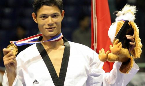 cựu vận động viên vô địch SEA Games