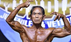 Cụ ông 81 tuổi tập gym 180 phút mỗi ngày