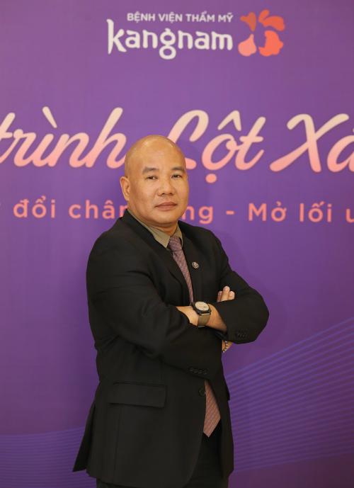 Theo Charlie Trần - Giám đốc chuyên môn Bệnh viện thẩm mỹ Kangnam.