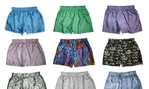 Lý do đàn ông không nên mặc quần lót tam giác