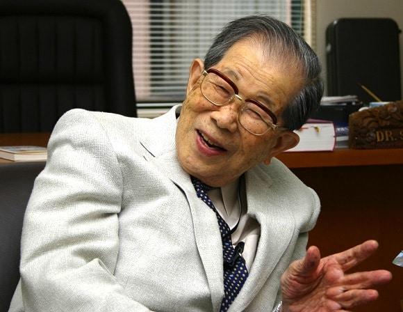 Bác sĩ Shigeaki.