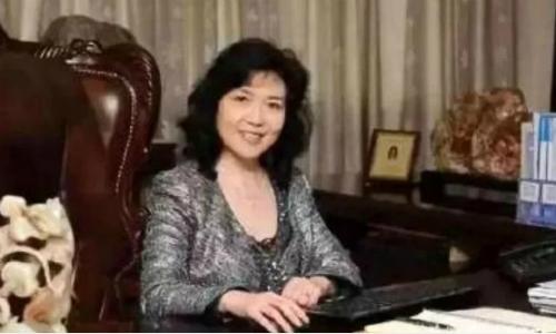 Gao Junfang, chủ tịch và cũng là cổ đông lớn của Công ty Công nghệ Sinh học Trường Sinh. Ảnh: Weibo.