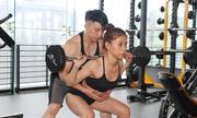 Tình yêu 4 năm của đôi tình nhân Sài Gòn mê gym