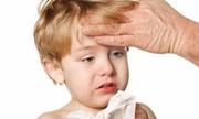 Năm bệnh hô hấp trẻ thường mắc khi giao mùa