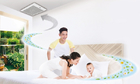 Mang bệnh vì phòng ngủ thiếu khí