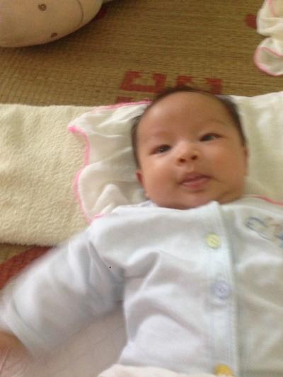 Bé Sushi - tên thật là Nguyễn Ngọc Lê, cùng tên với bác sĩ Hiền Lê như lời tri ân của bố mẹ bé dành cho người bác sĩ tận tâm