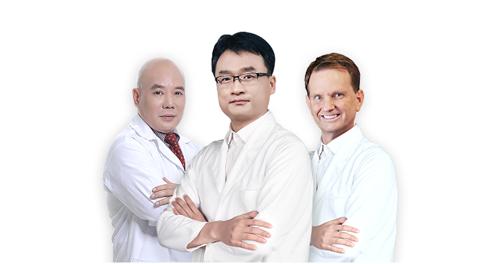 Đội ngũ bác sĩ tâm huyết luôn sẵn sàng cùng các thí sinh thay đổi cuộc sống